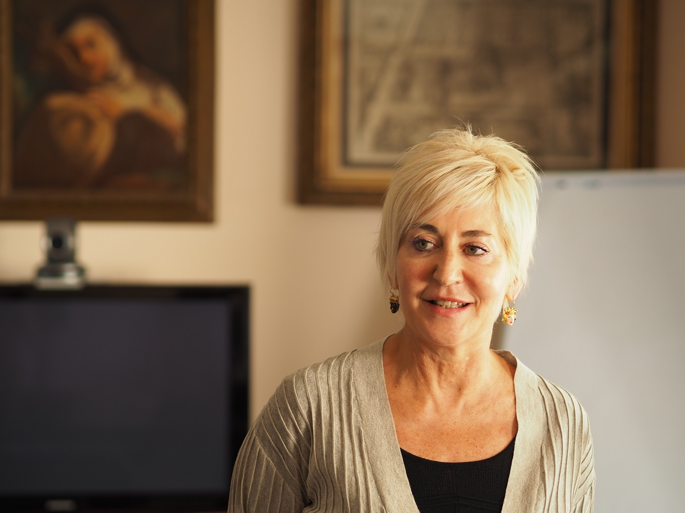 Monica Calamai, Ausl Ferrara