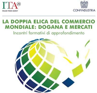 Confindustria Ice per commercio internazionale