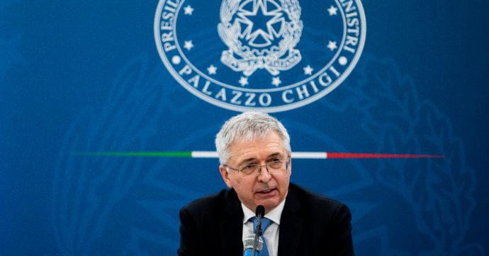 Daniele Franco Ministro Economia e Finanze
