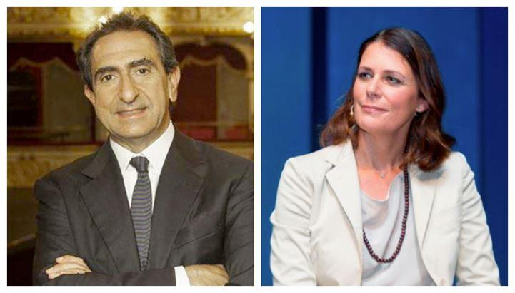 Carlos Fuortes e Marinella Soldi nel CDA RAI