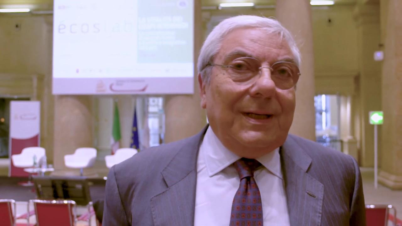 Giuseppe Roma (presidente Rete Urbana delle Rappresentanze): «Via le navi dalla laguna»