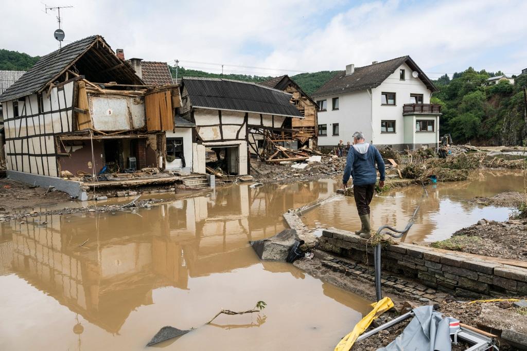 World Weather Attribution Initiative: con la crisi climatica aumenta la probabilità di precipitazioni estreme