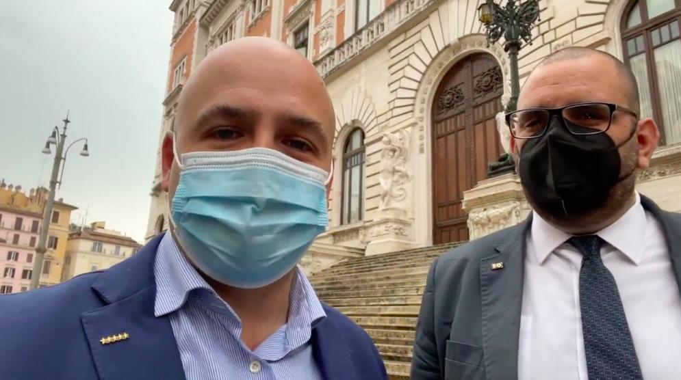 Giuseppe Chiazzese e Luca Sut (M5S): «Mercato elettrico in crescita esponenziale»