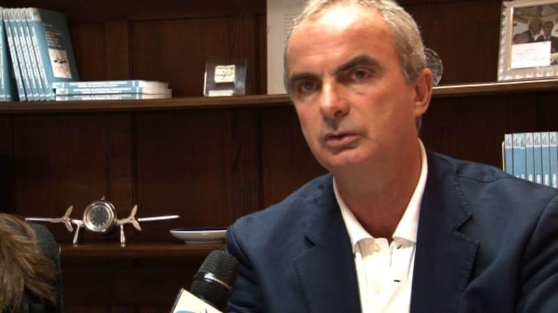 Pierluigi Di Palma (presidente Enac): «Catania diventi l'hub del Sud Italia»