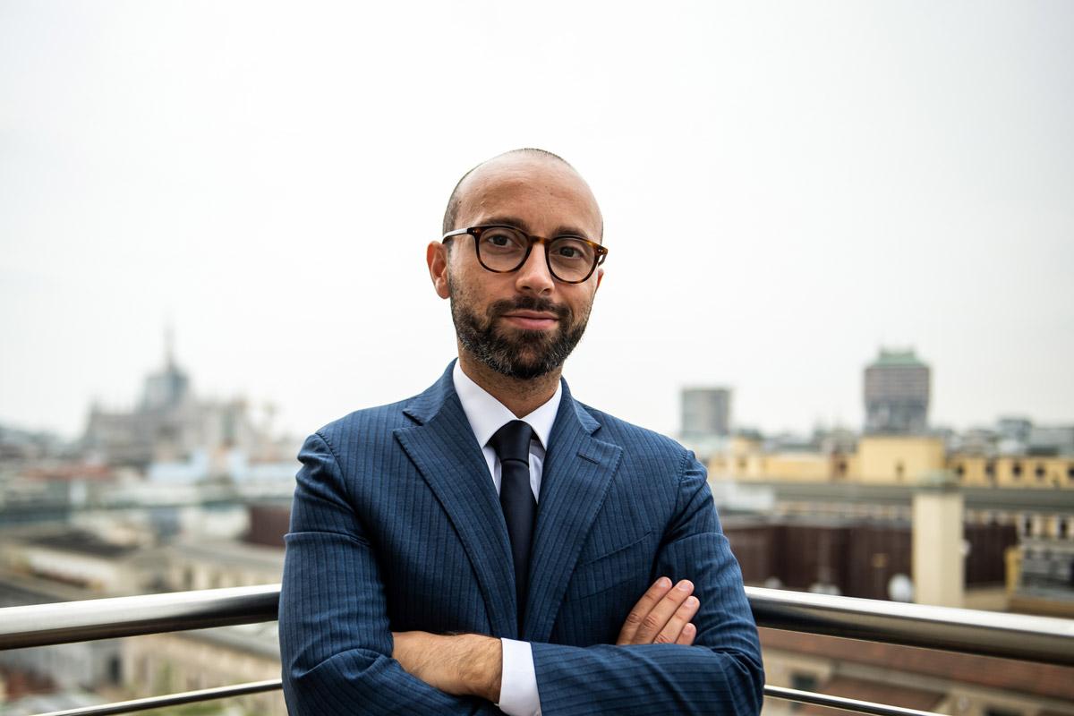 Alessandro Vanoni (brand & communications leader EY Italia): «Progettare il futuro per affrontare l'avvenire»