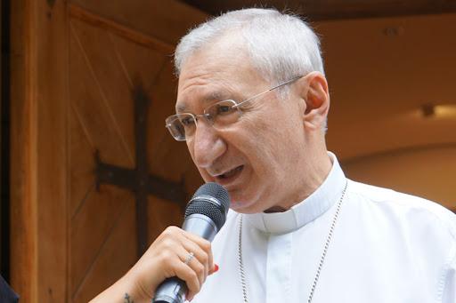 Filippo Santoro (vescovo Taranto): «Ex Ilva: l'entrata dello Stato può essere una prospettiva positiva»