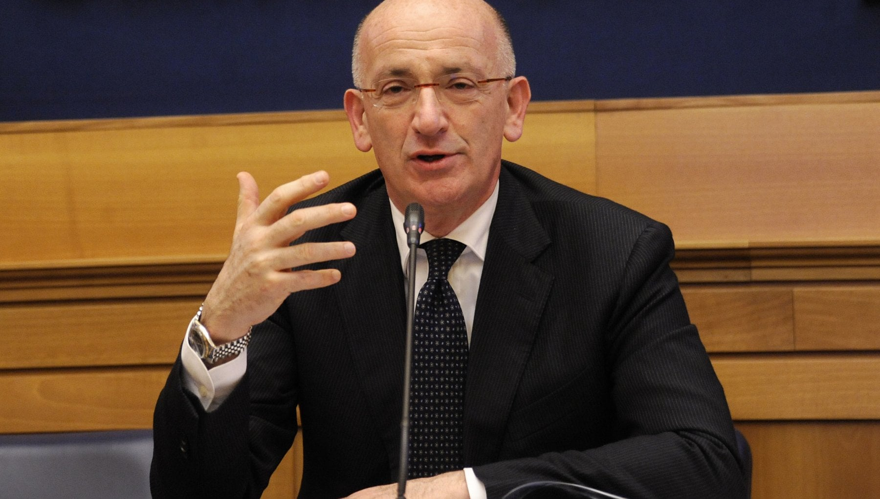 Francesco Paolo Sisto (sottosegretario Giustizia): «Il dl sulla presunzione d'innocenza contiene misure di prevenzione e sanzioni»