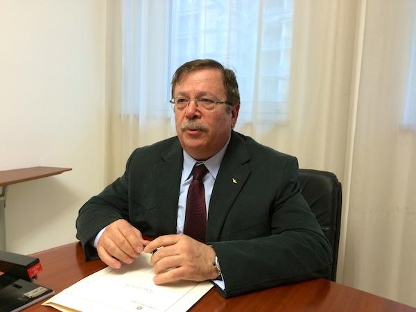 Angelo Canale Procuratore Generale Corte dei Conti