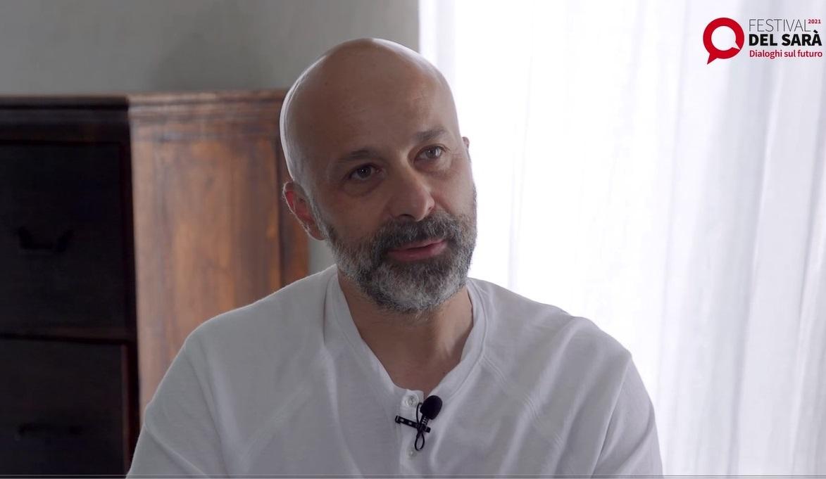 Chef Niko Romito al Festival del Sarà
