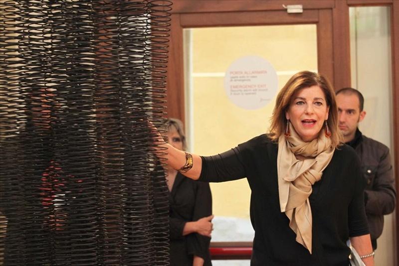 Anna Maria Montaldo (direttrice polo Arte moderna e contemporanea di Milano): «Con la collezione Mattioli il museo del Novecento diventa il più importante per il futurismo»
