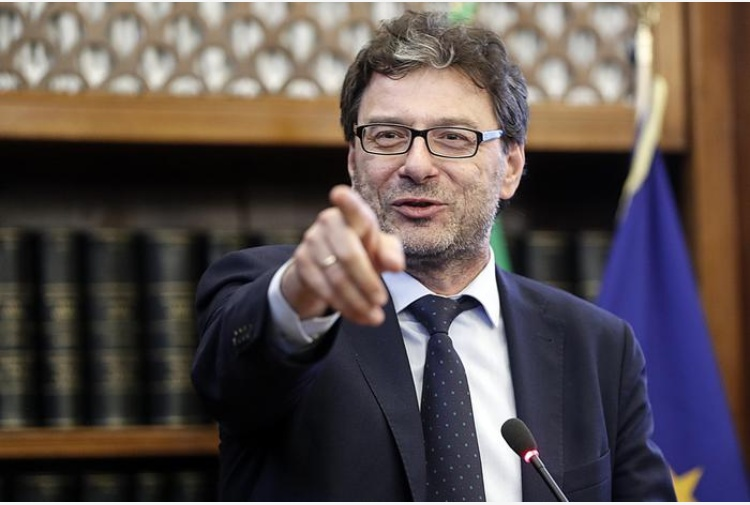 Giancarlo Giorgetti (ministro Sviluppo economico): «Servono nuovi e giovani imprenditori»