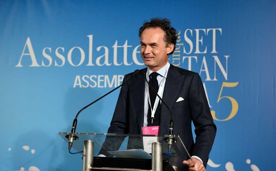 Paolo Zanetti (presidente Assolatte): «La ripresa poggia su imprese, Recovery Fund, riforme»