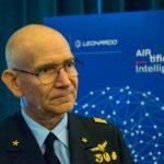 Alberto Rosso (capo Aeronautica militare italiana) «Difesa stratosferica: non possiamo farci cogliere impreparati»