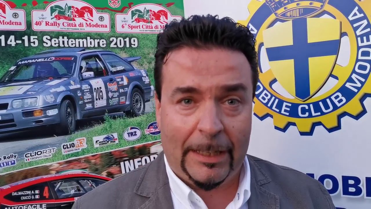 Luigi Zironi Sindaco di Maranello