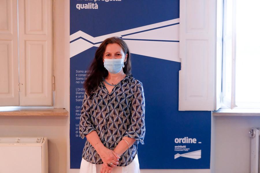 Maria Cristina Milanese (presidente Ordine degli Architetti di Torino): «Centrali su urbanistica e attuazione del Pnrr»