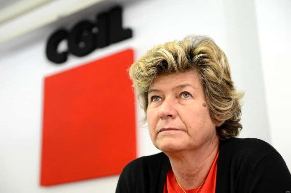 Susanna Camusso (ex segretaria Cgil): «Aumentare il numero vaccinati si può anche senza Green Pass»