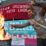 proteste trieste no pass