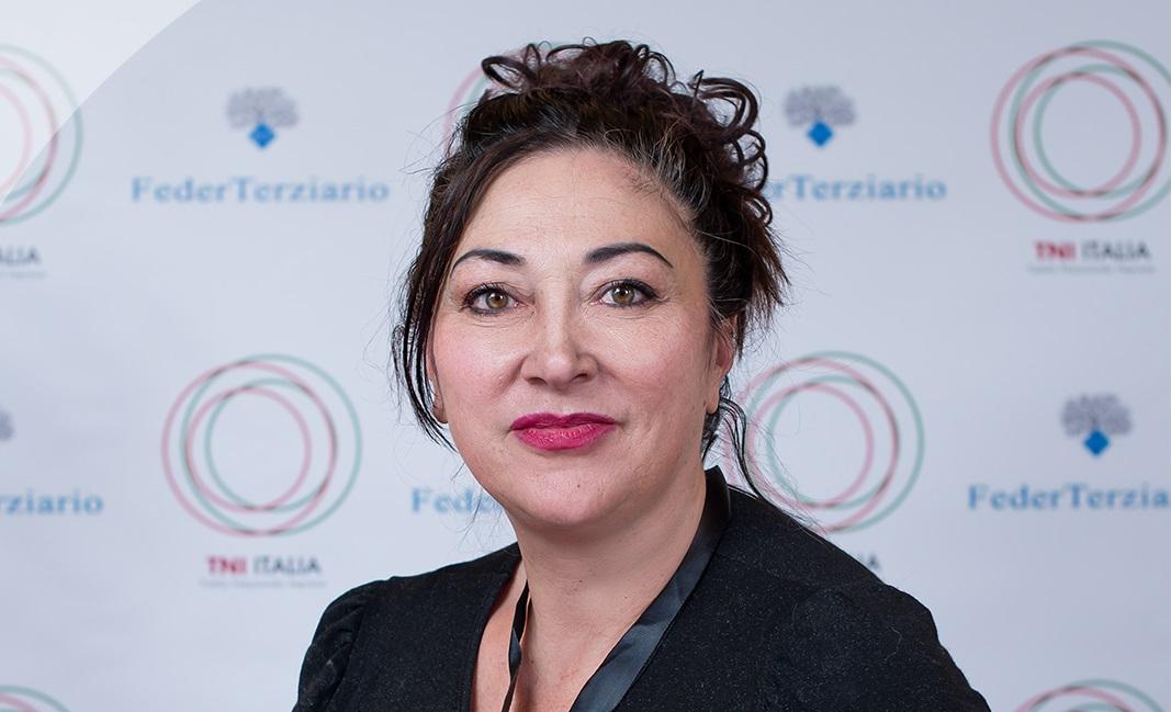 Cristina Tagliamento Segretaria Nazionale TNI Italia